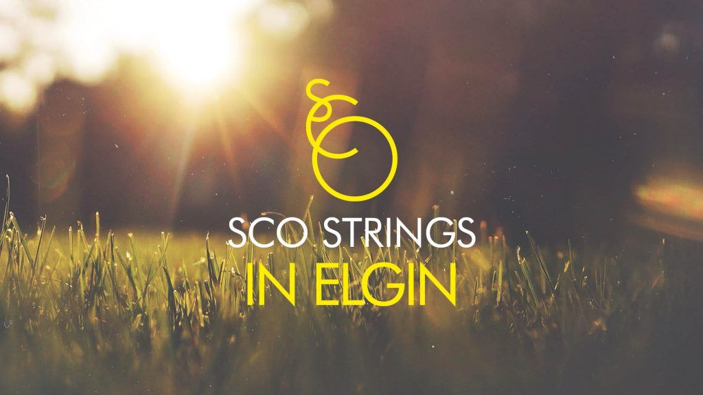 We are very excited to finally announce The Scottish Chamber Orchestra Strings are coming…