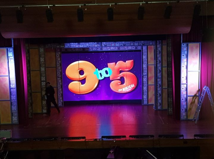 Working 9 to 9 to 5 – The latest production by Elgin Musical Theatre…